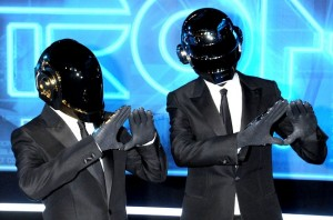 Daft Punk (courtesy Billboard/Gregg DeGuire/FilmMagic)